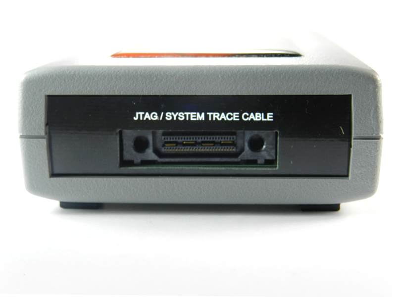 JTAG Cable End Panel