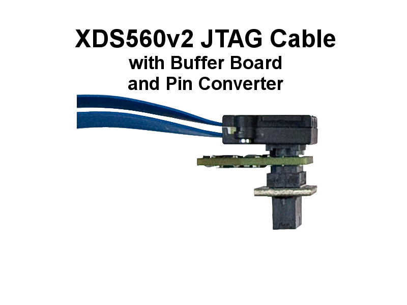 XDS560v2 Cable Assembly