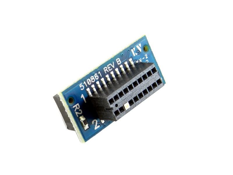 JTAG Pin Converter - BH-ADP-60e_MIPI-20t_cTI