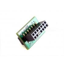 JTAG Pin Converter - BH-ADP-60e_TI-14t_TI