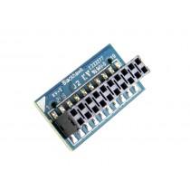 JTAG Pin Converter - BH-ADP-60e_MIPI-20t_ARM