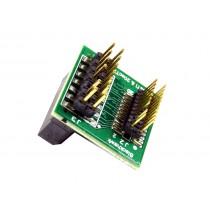 JTAG Pin Converter - BH-ADP-14e_TI+20e_cTI-60t_MIPI